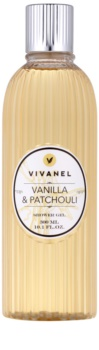 Vivian Gray Vivanel Vanilla&Patchouli cremiges Duschgel