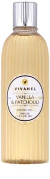 Vivian Gray Vivanel Vanilla&Patchouli krémový sprchový gel