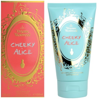 Vivienne Westwood Cheeky Alice leche corporal para mujer 150 ml