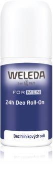 Weleda Men dezodorant roll-on brez aluminijevih soli 24 ur