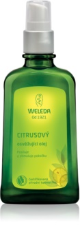 Weleda Citrus освіжаюча олійка