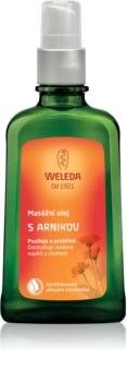 Weleda Arnica óleo de massagem com arnica