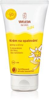 Weleda Sun crema abbronzante SPF 30