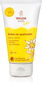 Weleda Sun Sunscreen Cream SPF 30