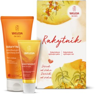 Weleda Sea Buckthorn set cosmetice I.