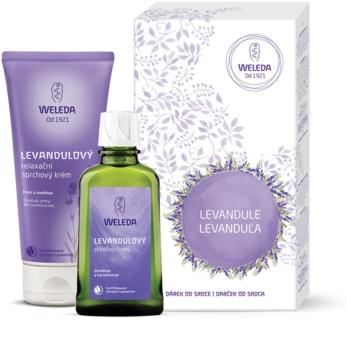 Weleda Lavender kozmetični set X.
