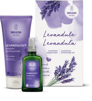 Weleda Lavender косметичний набір I.