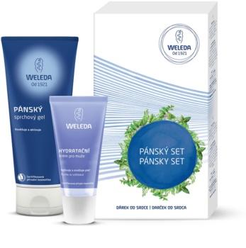 Weleda Men козметичен пакет  II.