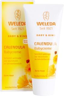 Weleda Baby and Child creme com calêndula para bébes contra assaduras