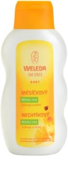 Weleda Baby and Child ulei de galbenele pentru copii