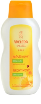 Weleda Baby and Child παιδικό έλαιο καλέντουλας