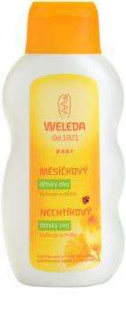 Weleda Baby and Child παιδικό έλαιο καλέντουλας