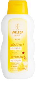Weleda Baby and Child Ringelblumenöl für Säuglinge Nicht parfümiert