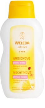 Weleda Baby and Child Calendula Nurturing Lotion