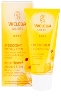Weleda Baby and Child Hautcreme mit Ringelblume