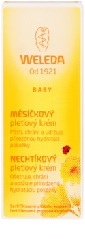 Weleda Baby and Child creme de rosto de calendula
