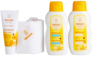 Weleda Baby and Child Cosmetic Set III.