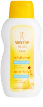 Weleda Baby and Child засіб для ванни для немовлят з екстрактом календули