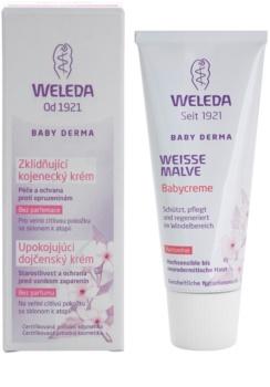 Weleda Baby Derma hautberuhigende Creme für Babys