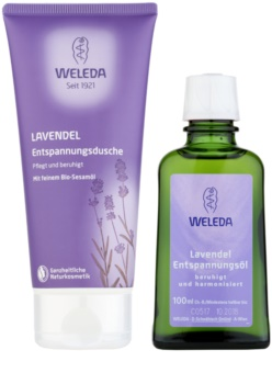 Weleda Lavender kosmetická sada X.