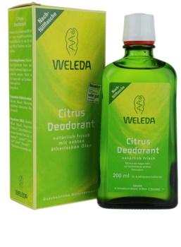 Weleda Citrus deodorant náhradní náplň