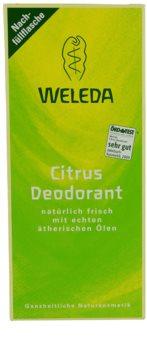 Weleda Citrus dezodorant napełnienie