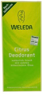 Weleda Citrus дезодорант для безконтактного дозатора