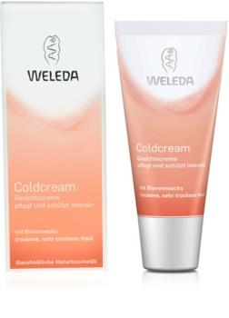 Weleda Cold Cream crema protectora para pieles secas