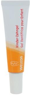 Weleda Dental Care gel dental para crianças