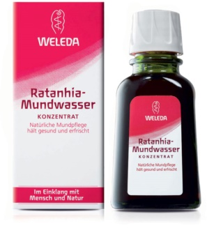 Weleda Dental Care płyn do płukania jamy ustnej