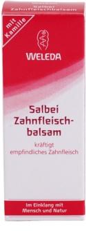 Weleda Dental Care balsam szałwiowy do dziąseł