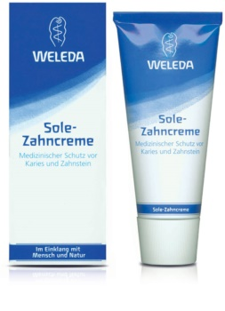 Weleda Dental Care pasta do zębów z solą morską