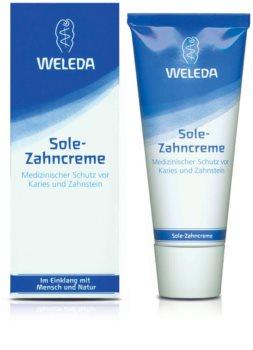 Weleda Dental Care паста за зъби с морски соли
