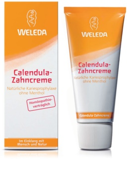 Weleda Dental Care pasta de dientes