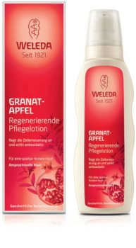 Weleda Pomegranate lapte de corp regenerator