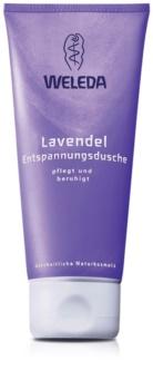 Weleda Lavender relaksacijski gel za prhanje