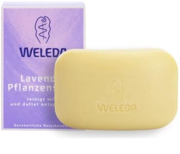 Weleda Lavender rastlinsko milo