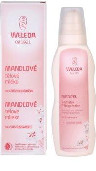 Weleda Almond lapte de corp piele sensibilă