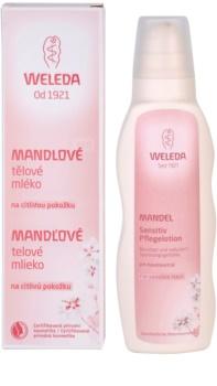 Weleda Almond молочко для тіла  для чутливої шкіри