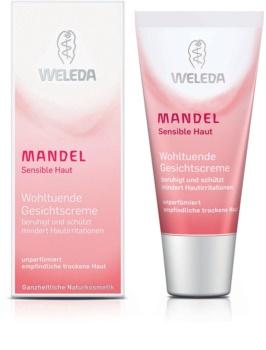 Weleda Almond crema facial