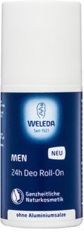 Weleda Men Aluminium Salts Free Deodorant Roll-On 24 h