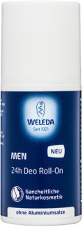 Weleda Men Desodorizante Roll-On sem alumínio 24 h