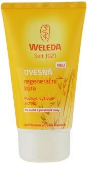 Weleda Oat cure régénérante pour cheveux secs et abîmés
