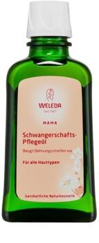 Weleda Pregnancy and Lactation huile de soin grossesse pour les vergetures