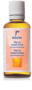 Weleda Pregnancy and Lactation óleo para massagem perineal