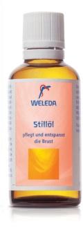 Weleda Pregnancy and Lactation aceite para masajes de senos