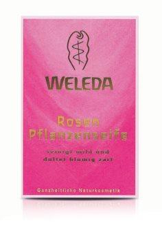Weleda Rosen pflanzliche Seife