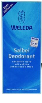 Weleda Sage дезодорант для безконтактного дозатора