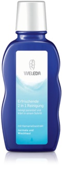 Weleda Cleaning Care lotion tonique purifiante 2 en 1
