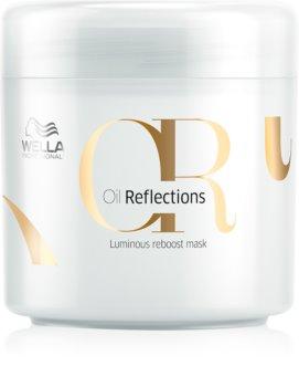 Wella Professionals Oil Reflections Mască nutritivă pentru păr neted și lucios